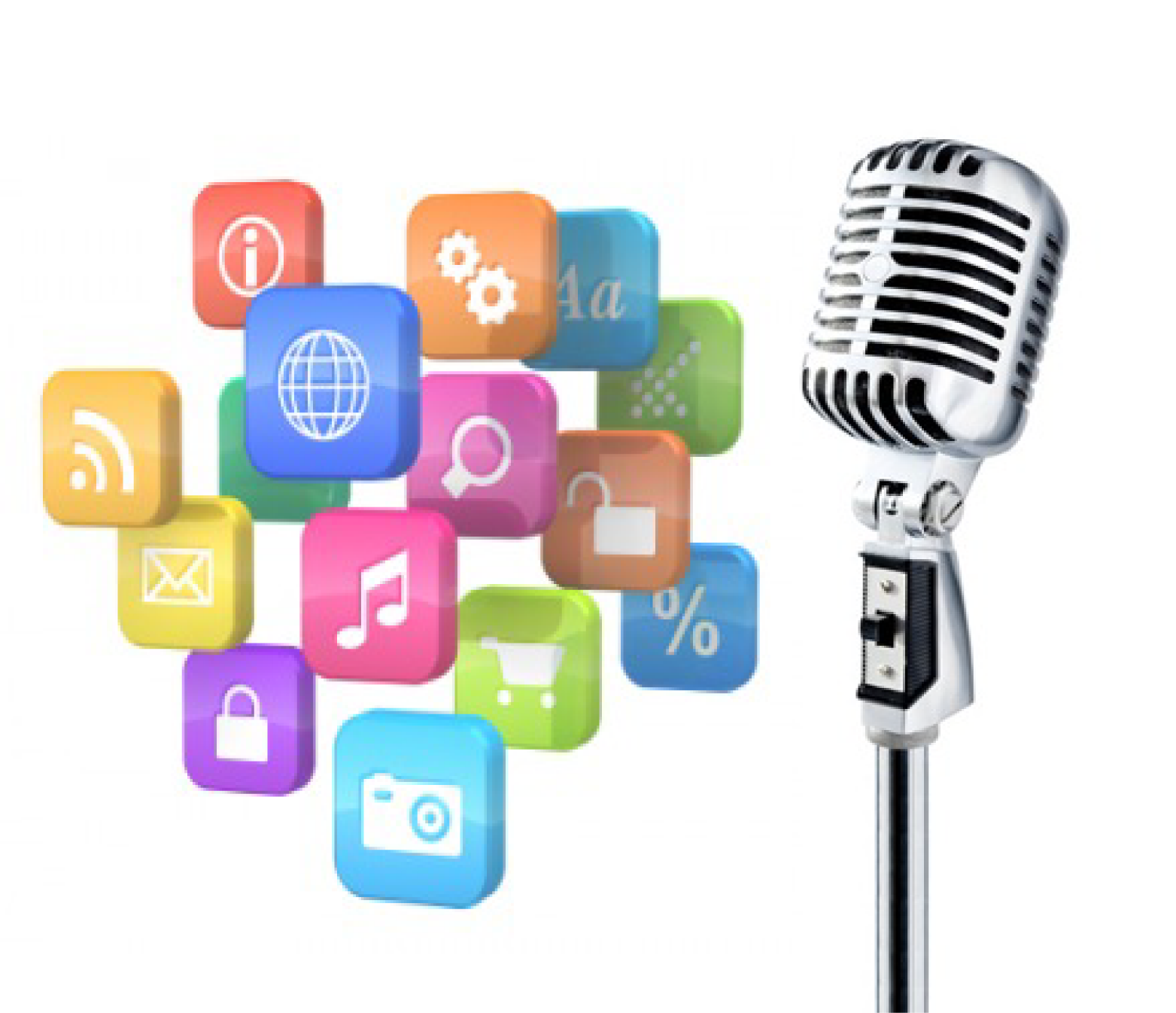 Click here to join us for an App Open Mic