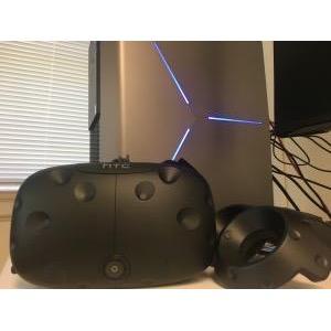 HTC Vive Virtual Realty Studio