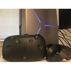 HTC Vive Virtual Realty Studio